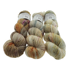 Basic Sock 4-ply - 3 skein kits
