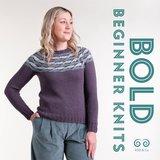 Bold beginner knits - Kate Davies_