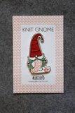 Knit Gnome Pin_