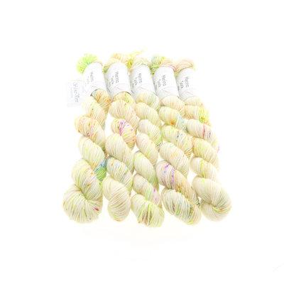 Merino Sock Mini - Verve Swerve 018-012
