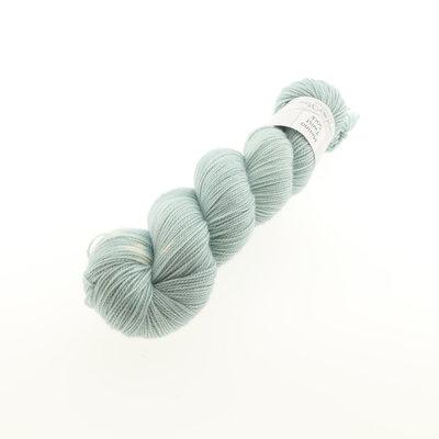Merino Twist Sock - Country Green (tie dye) - 0120