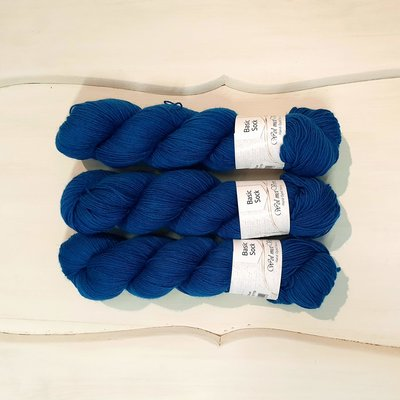 Basic Sock 4-ply - Island Blue 419-0119