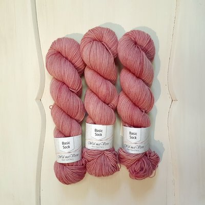 Basic Sock 4-ply - Mauve 313-0320