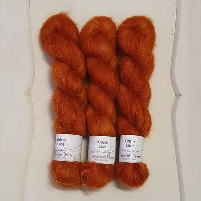 Kidsilk Lace - Rust 0120