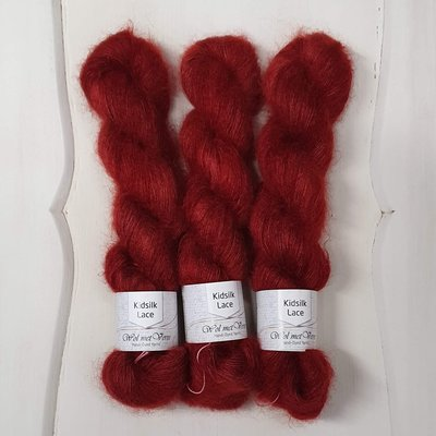 Kidsilk Lace - Chili Pepper 0120