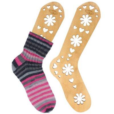 Opry Sock Blockers Brown
