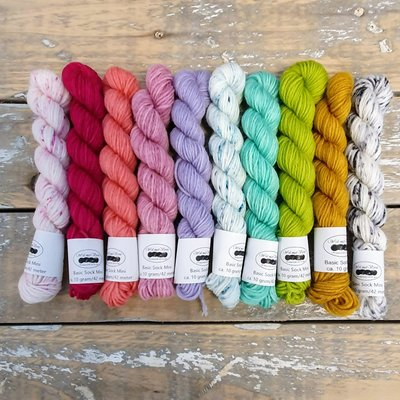 Basic Sock Mini kit 3