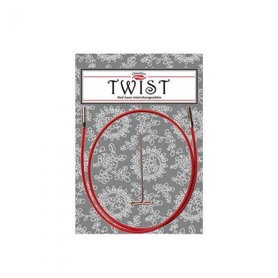 Chiaogoo Twist Red kabel 75 cm