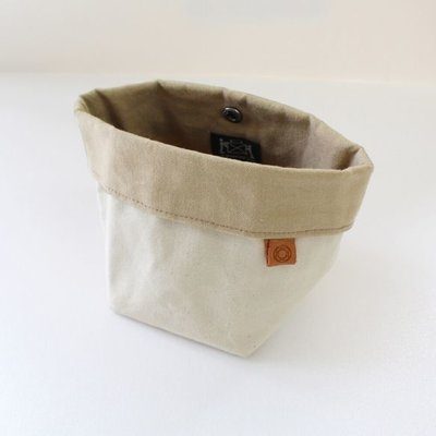 Cohana accessory pouch natural