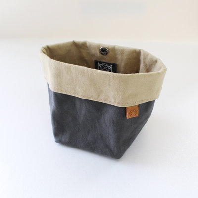 Cohana accessory pouch grey