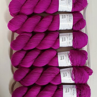 Basic Sock 4-ply - Berry Crush 0120