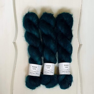 Kidsilk Lace - Dark Teal 0220