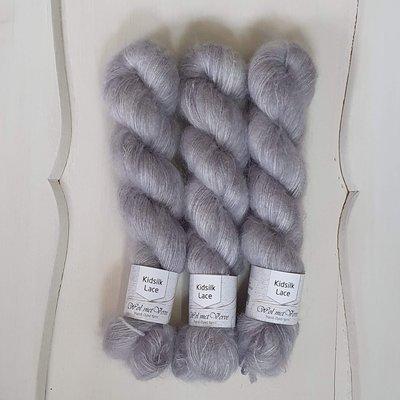 Kidsilk Lace - Silver 0120
