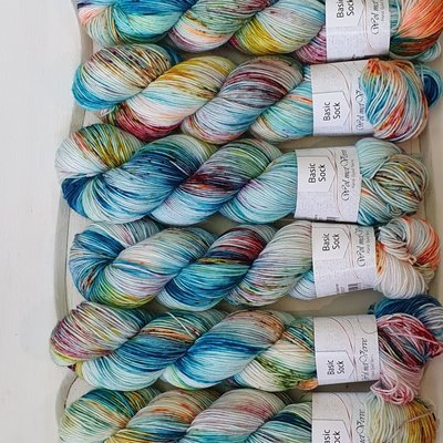 Basic Sock 4-ply - 2020127