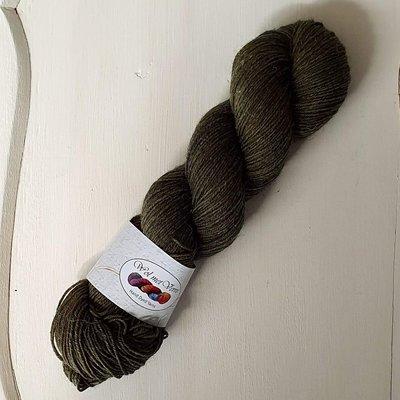 Basic Sock Hemp - Olive