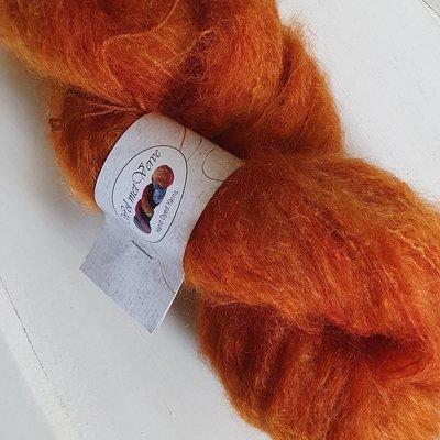 Vigorous Mohair DK - Rust