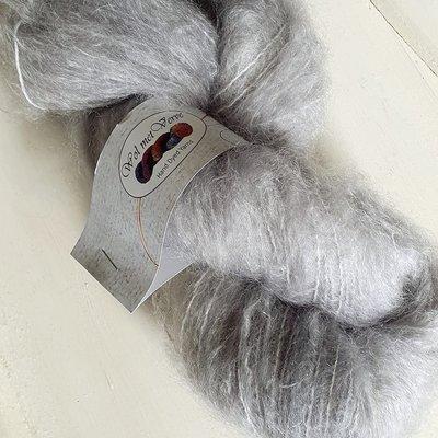 Vigorous Mohair DK - Silver