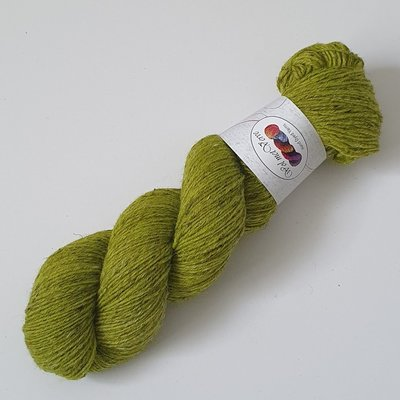 Woollin Heather - Chartreuse