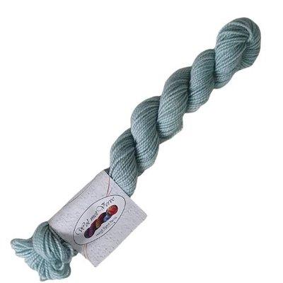 Merino Twist Sock Mini - Country Green