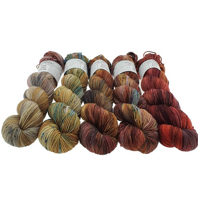 Merino Twist Sock - kit 2021-03