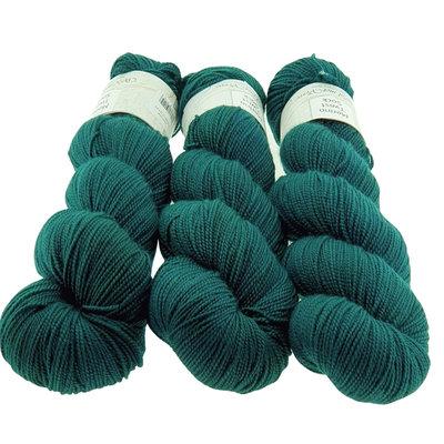 Merino Twist Sock  - Spruce