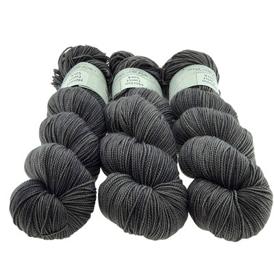 Merino Twist Sock  - Quiet Shade