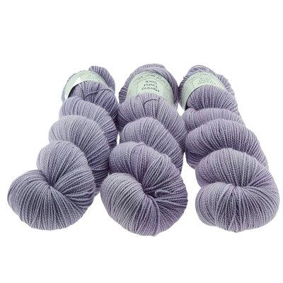 Merino Twist Sock  -  Sweet Lavender