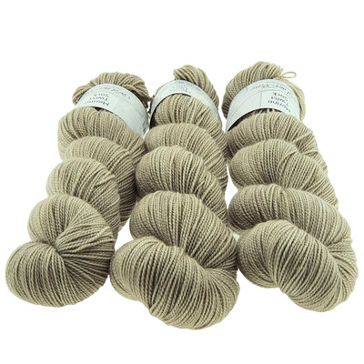Merino Twist Sock  -  Incense