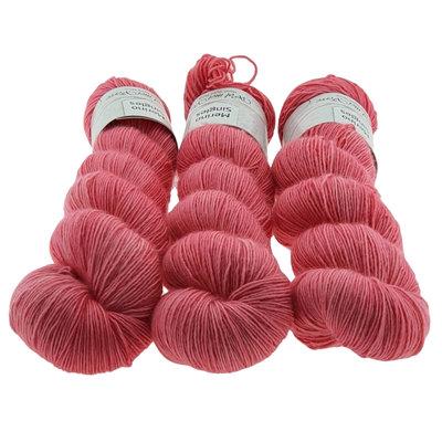 Merino Singles - Flamingo Pink 0121