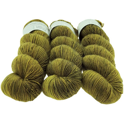 Merino Singles - Green Gold 0121