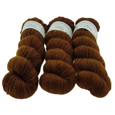 Merino Singles - Bombay Brown 0121