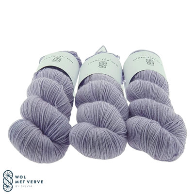 Basic Sock 4-ply - Sweet Lavender 0221