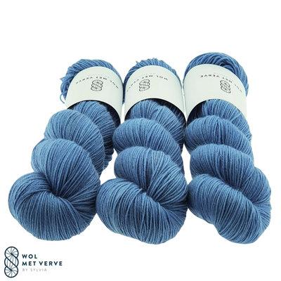 Basic Sock 4-ply - Wedgewood 416-0120