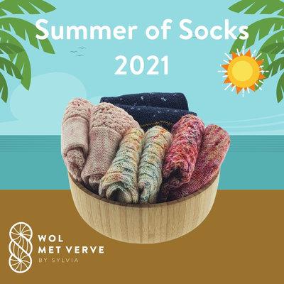 Summer of Socks 2021