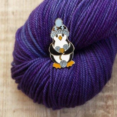 Pengwyn the Penguin pin