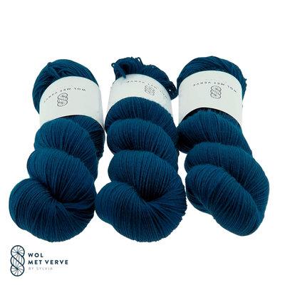 Basic Sock 4-ply - Indigo 0121