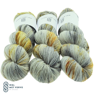 Basic Sock 4-ply - 20210705 (fade color 1)