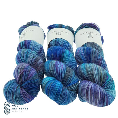 Basic Sock 4-ply - 20210716 (fade color 12)