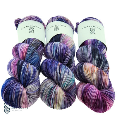 Basic Sock 4-ply - 20210717 (fade color 13)
