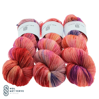 Basic Sock 4-ply - 20210719 (fade color 15)