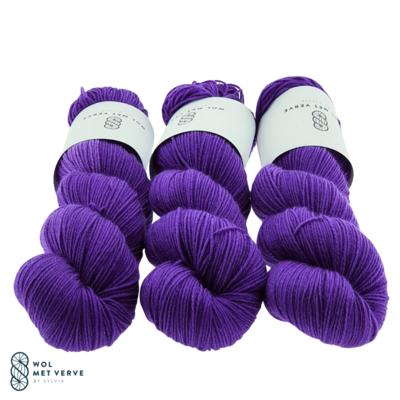 Basic Sock 4-ply - Electric Violet 0121