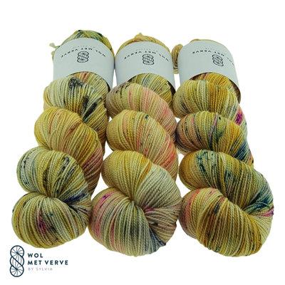 Merino Twist Sock  WMV20210748