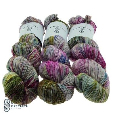 Merino Twist Sock  20210738