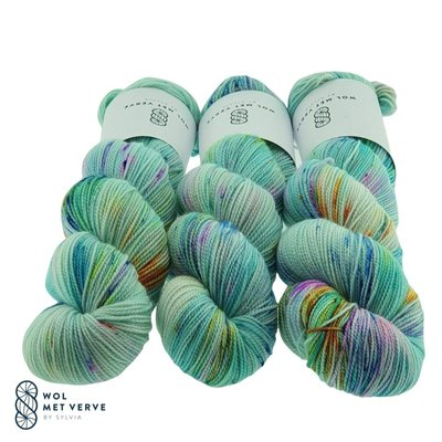 Merino Twist Sock  20210739