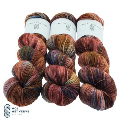 Merino Twist Sock  20210756