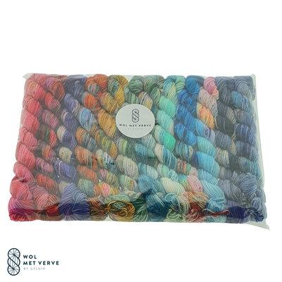 Merino Twist Sock Mini kit 801