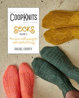 CoopKnits (Rachel Coopey) - Socks volume 2