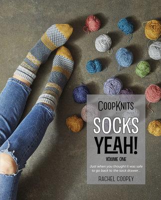 CoopKnits (Rachel Coopey) - Socks Yeah! volume 1