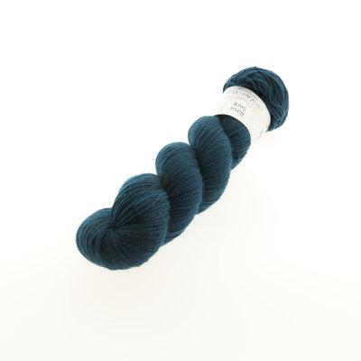 Basic Sock 4-ply - Dark Teal 630