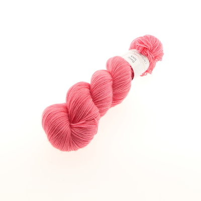Basic Sock 4-ply - Coral Pink 609